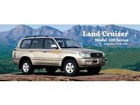 WANTED Any Toyota Landcruiser Amazon Colorado Hilux Prado