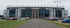 Falkirk stadium car boot sale & market.