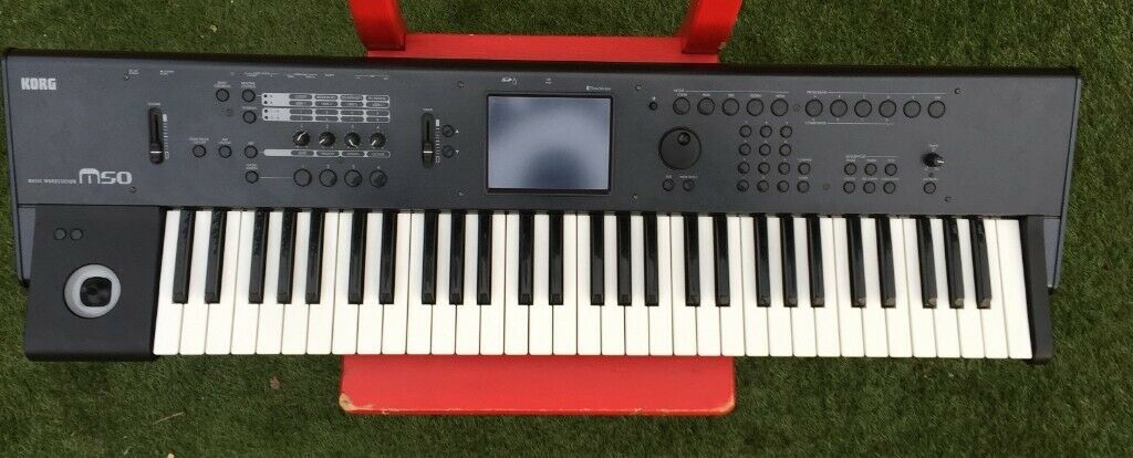 KORG M50 MUSIC PRODUCTION SYNTHESIZER KEYBOARD WITH KIT BAG | in  Walthamstow, London | Gumtree