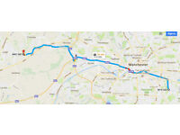 Drivers Mate – Early 6.00am Starts – Leigh (WN7 2NT) Manchester Collection Possible