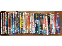37 Children's DVDs