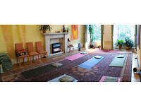 Glasgow - Saturday morning relaxing Yoga & Meditation