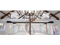 Unique Offices to Let in Converted Industrial Building - 350+ sq ft + Parking