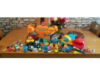 Octonauts kids toys bundle job lot