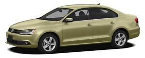 2012 Volkswagen Jetta 2.5L Highline Sunroof and Leather
