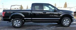 "2016 Ford F-150 XLT Supercab 4x4*17"" Wheels, Cloth Seats*"
