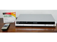 Panasonic DVD Player/Recorder (DMRES10EBS)