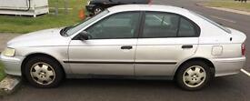 2001 silver Honda Accord! NEED TO GO