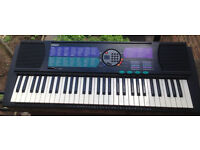 YAMAHA PORTATONE PSR-185 61 Keys Electronic Keyboard SYNTHESIZER Full-Size Keys