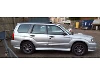 Subaru Forester XT 2.5, Pro Prive Performance Package 255PS