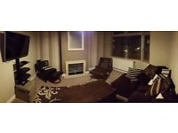 Furnished double room in houseshare