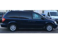 Chrysler Grand Voyager, Stow 'n' Go + DVD PLAYER