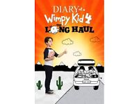 Diary of a wimpy kid, the long haul
