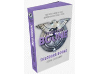 Theodore boone book up for grabs!!