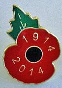 British Legion Badge