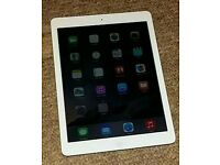 Apple ipad Air 16gb WiFi & 4G on EE Network Good condition