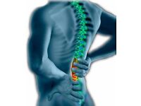 Massage Therapist and Backpain Free Treatment 30£, mobile 50£