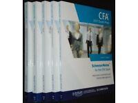 2017 Schweser Notes for CFA Level 2 Exams (Notes + Exams + Quick Sheet)