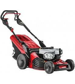 "Alko solo 5375vs commercial lawnmower lawn mower 21"" alloy"