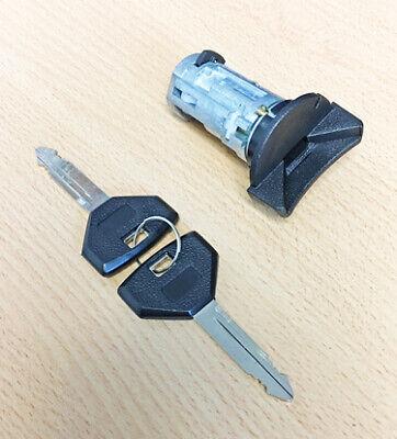Ignition Lock Cylinder Key Set fits 91-96 Jeep Wrangler Cherokee XJ YJ CJ