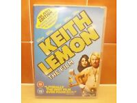 KEITH LEMON The Film DVD (Unedited) Region 2 VGC