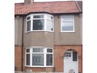 East London Large 3 bed house - avail Immediately! Newly Decorated