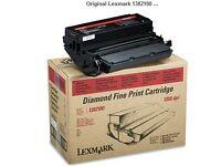 Lexmark 1382100 Black Toner Cartridge