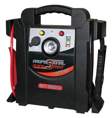 Avviatore Booster Portatile Auto Emergenza 12V 2000A 550A Jump Starter 22000mAh
