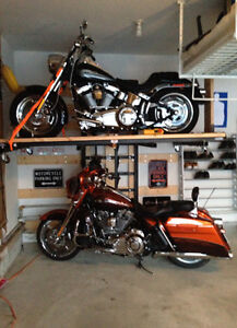 Motorcycle / Snowmobile / Quad / Trike Storage Lifts & Elevators