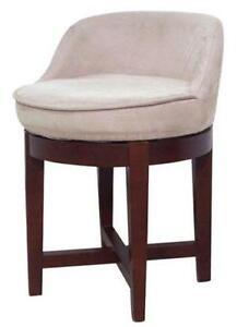 Metal Vanity Chair