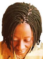 Authentic African Braids - Tresses Africaines
