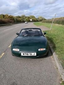 Car in good condition hardly used for past couple of years.MOT runs out Nov17