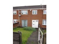 HOUSING BENEFIT WELCOME- DSS applicants ONLY. NO TOP UPS NO DEPOSIT NO FEES 3 BED HOUSE **TOP VALLEY