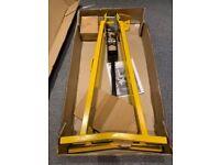 Pipe bender brand new (Irwin hilmor)