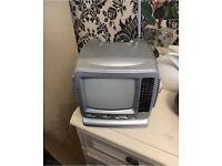Tv analog and radio