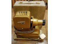1960s 35mm slide projector