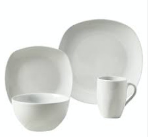 ALL KITCHEN SUPPLIES! MINT CONDITION ( dishes, cutlery etc)
