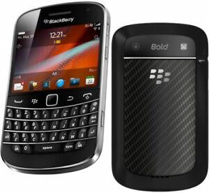 CellPhone Blackberry Bold 9900 Dans La Boite  119$...wow wow