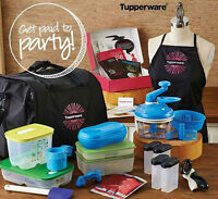Time for Tupperware!! How can I help you?? :)