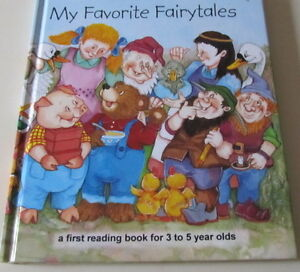 Read With Me == MY FAVORITE FAIRYTALES