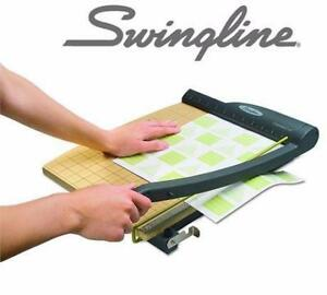 "SWINGLINE 15"" CLASSICCUT GUILLOTINE PAPER TRIMMER"