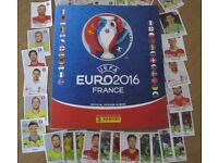 Football stickers wanted