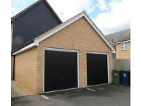 Secure garage to rent near Cambridge & Huntingdon for furniture/classic car/motorbike storage