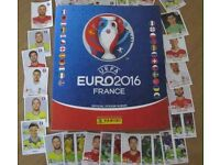 Football stickers & albums wanted for cash