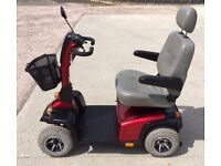 Large Pavement Mobility Scooter Pride XL8 Legend Classic