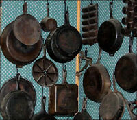 Things Made of Cast Iron