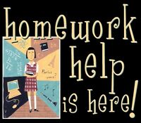We complete homework for students! Email us today!