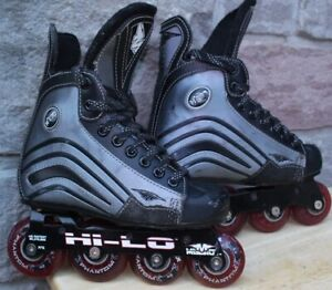 rollerblades inline skates mission Size 2 D (US 2 boys or US 3 g