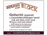 Guitarist Wanted for five piece, rock and blues cover band.