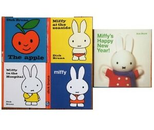 MIFFY picture books 5 for $15 London Ontario image 1